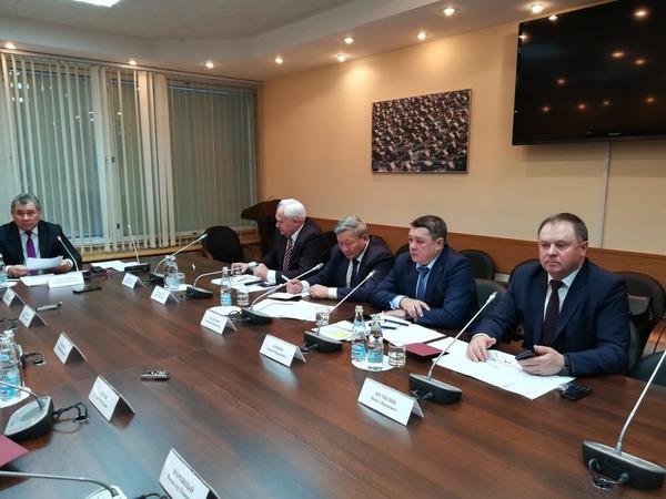 Павел Путилин принимает участие в Совете законодателей при Федеральном Собрании РФ
