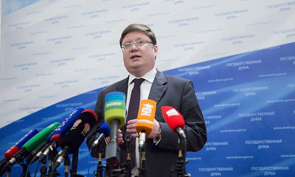В «Единой России» до конца февраля подготовят поправки, запрещающие никотиновые смеси